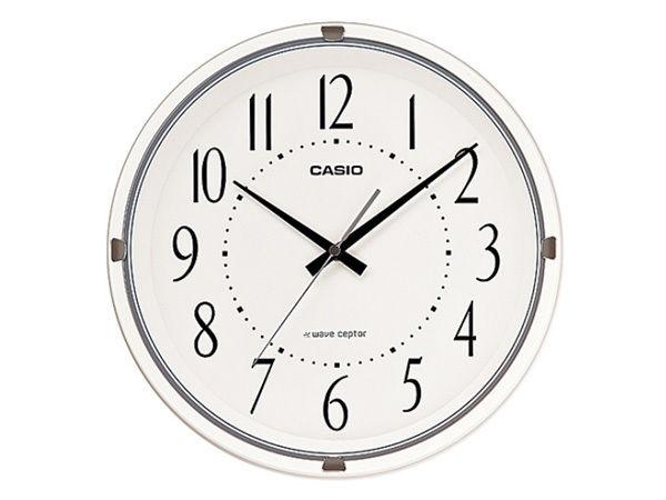 カシオ CASIO インテリアクロック 電波 壁掛け時計 IQ-1006J-7JF 国内正規