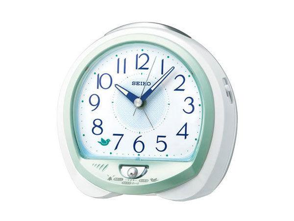 セイコー SEIKO クオーツ 目覚まし時計 QM745M