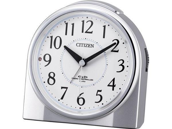 シチズン ネムリーナリング 夜間自動点灯 めざまし時計 4RL432-019