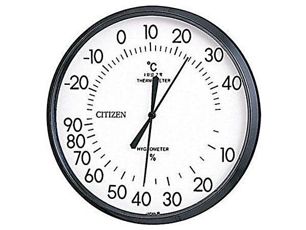 シチズン 温湿度計 TM42 9CZ013-003