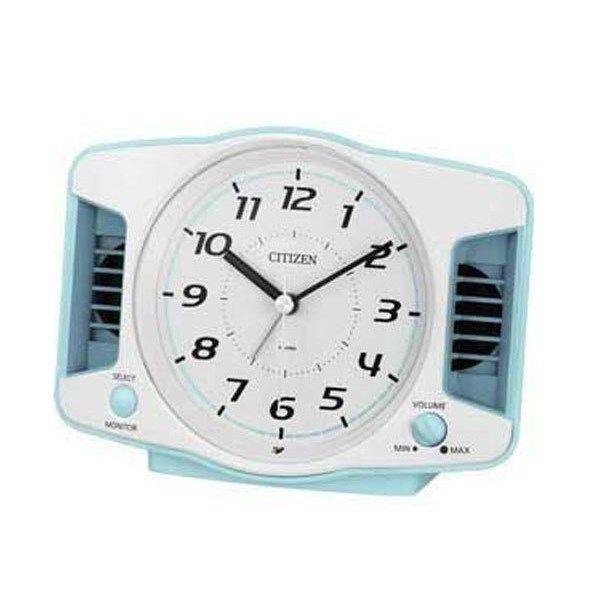 シチズン CITIZEN 目覚まし時計 スーパークリアトーンネックス 4REA29-004