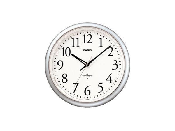 カシオ CASIO インテリアクロック 電波 壁掛け時計 IQ-1050NJ-8JF 国内正規