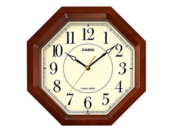 カシオ CASIO インテリアクロック 電波 壁掛け時計 IQ-1106J-5JF 国内正規