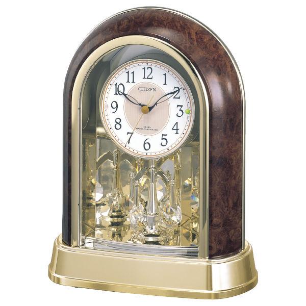 シチズン CITIZEN 電波置時計 パルドリームR656 4RY656-023