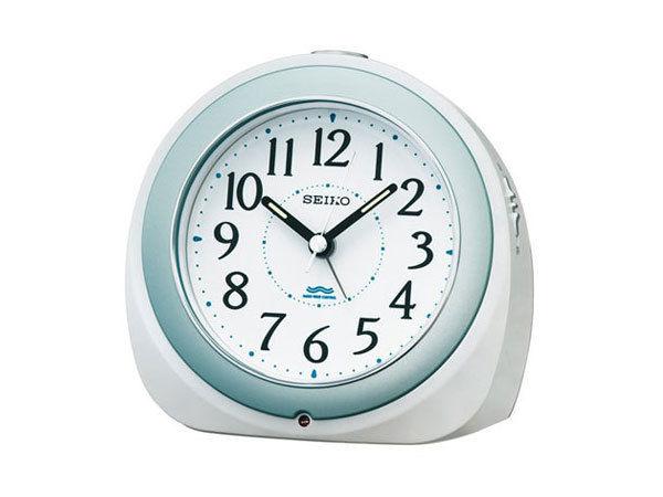 セイコー SEIKO 電波時計 目覚まし時計 KR331W