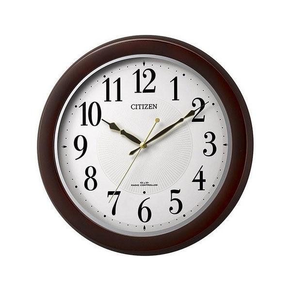 シチズン CITIZEN ユニセックス 掛け時計 8MYA37-006 ホワイト