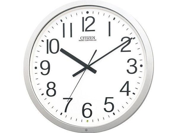 シチズン オフィスタイプ パルウェーブM603B オフィスタイプ掛け時計 4MY603-B19
