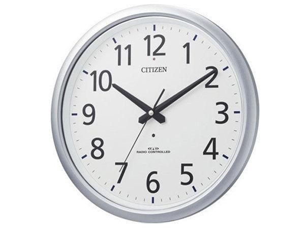 シチズン CITIZEN 掛け時計 スペイシーアクア493 8MY493-019