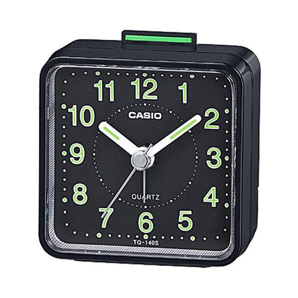 カシオ CASIO インテリア 時計 置き時計 TQ-140S-1JF 国内正規