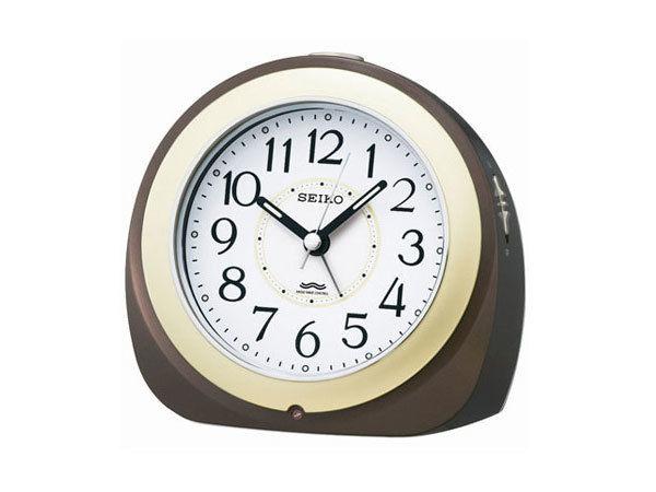 セイコー SEIKO 電波時計 目覚まし時計 KR331B