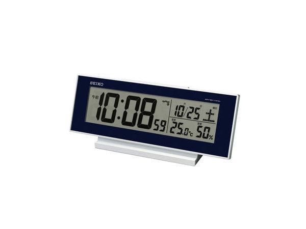 セイコー SEIKO 電波時計 目覚まし時計 SQ762L