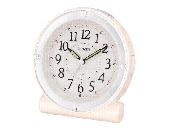 シチズン セリアRA18 スタンダード めざまし時計 8REA18-013