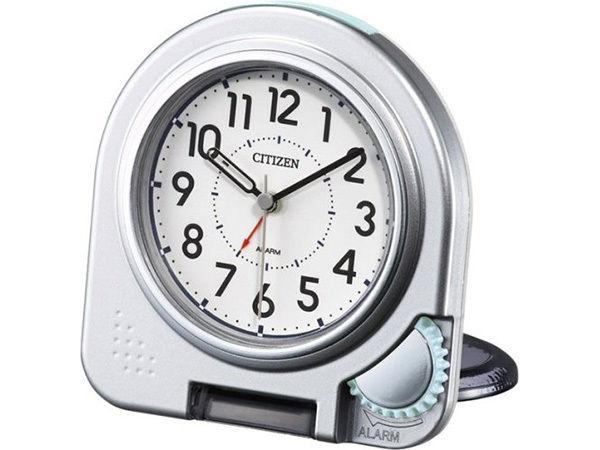 シチズン アブロード962 旅行携帯用 めざまし時計 4GE962-A19