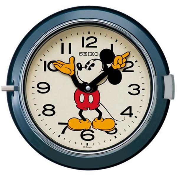 セイコー SEIKO 大人ディズニー 掛け時計 FS504L ホワイト