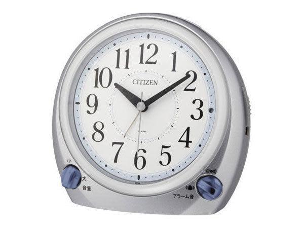 シチズン CITIZEN 目覚まし時計 デュアルトーンR633F 8RA633-N19