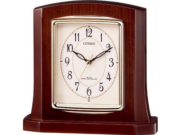 シチズン パルロワイエR406 スタンダード置時計 8RY406-006