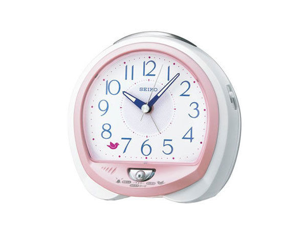 セイコー SEIKO クオーツ 目覚まし時計 QM745P