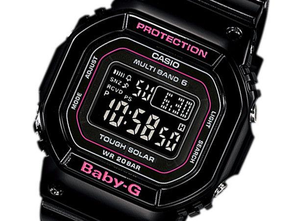 カシオ CASIO ベビーG BABY-G ソーラー レディース 腕時計 BGD-5000-1JF 国内正規