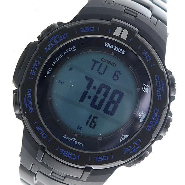 カシオ CASIO プロトレック PROTREK クオーツ メンズ 腕時計 PRW-3100YT-1 グレー