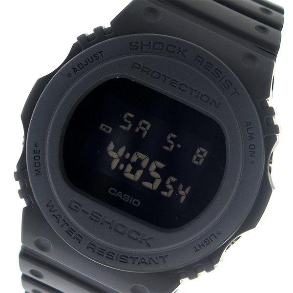 カシオ CASIO Gショック G-SHOCK メンズ クオーツ 腕時計 DW-5750E-1B ブラック/ブラック