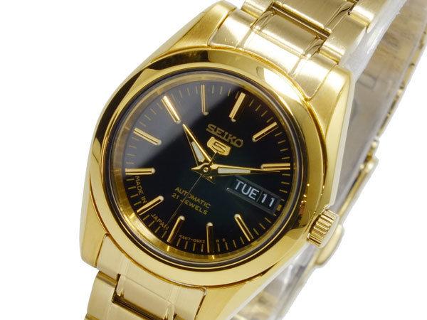 セイコー SEIKO セイコー5 SEIKO 5 自動巻 レディース 腕時計 SYMK22J1