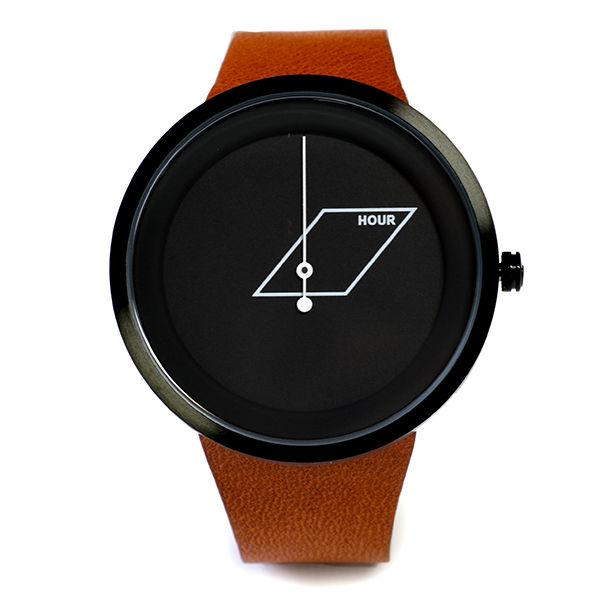 タックス TACS PLP メンズ 腕時計 TS1501B ブラック×ブラウン