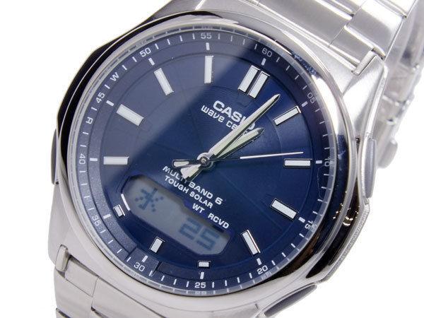 カシオ CASIO ウェーブセプター WAVE CEPTOR ソーラー メンズ 腕時計 WVA-M630D-2AJF