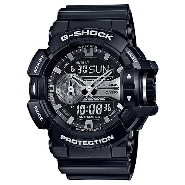 カシオ CASIO Gショック G-SHOCK メンズ 腕時計 GA-400GB-1AJF 国内正規