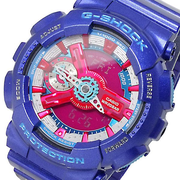 カシオ CASIO Gショック エスシリーズ メンズ 腕時計 GMA-S110HC-2A