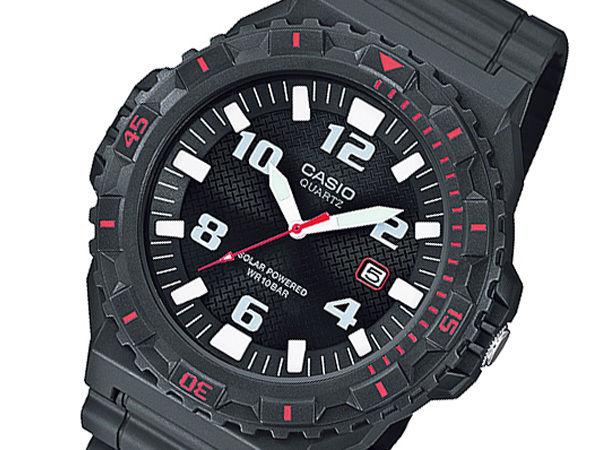 カシオ CASIO スタンダード ソーラー メンズ 腕時計 MRW-S300H-8BJF 国内正規