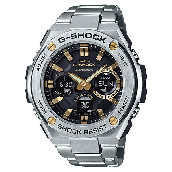 カシオ CASIO Gショック G-SHOCK メンズ 腕時計 GST-W110D-1A9JF 国内正規