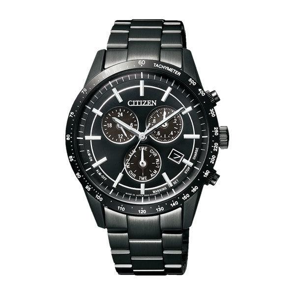 シチズン CITIZEN シチズンコレクション クロノ メンズ 腕時計 BL5495-56E 国内正規