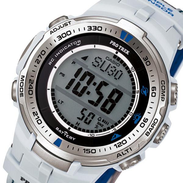 カシオ CASIO プロトレック PRO TREK タフソーラー メンズ 腕時計 PRW-3000G-7