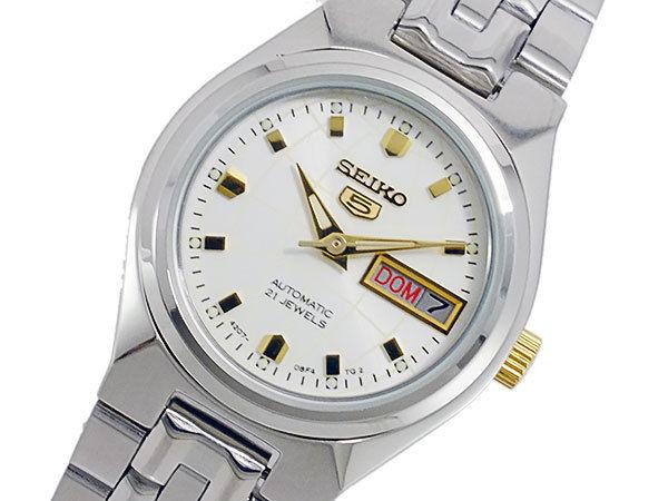 セイコー SEIKO セイコー5 SEIKO 5 自動巻 レディース 腕時計 SYMK41K1