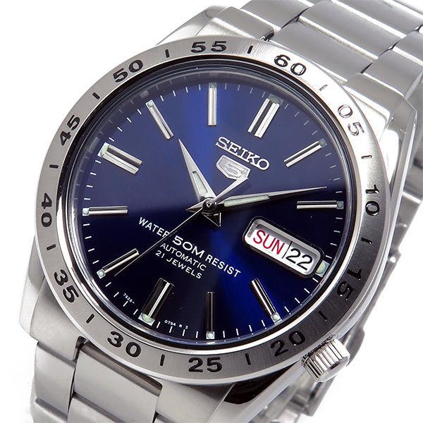 セイコー SEIKO セイコーファイブ 自動巻き メンズ 腕時計 SNKD99K ネイビー