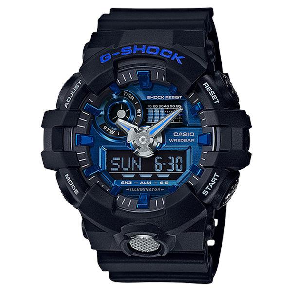 カシオ CASIO Gショック G-SHOCK メンズ 腕時計 GA-710-1A2JF 国内正規