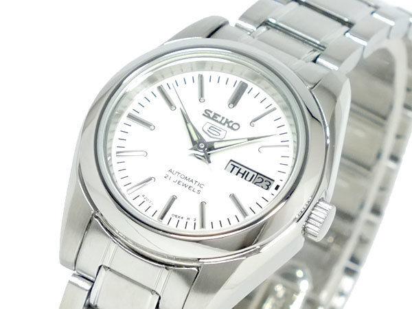 セイコー SEIKO セイコー5 SEIKO 5 自動巻き レディース 腕時計 SYMK13K1