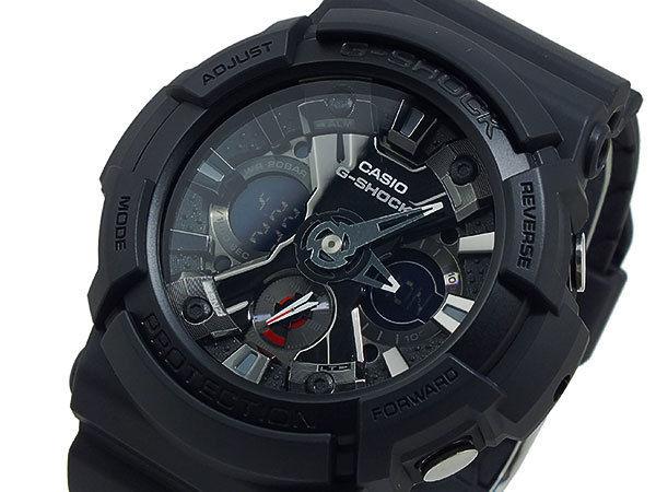カシオ CASIO Gショック G-SHOCK アナデジ メンズ 腕時計 GA201-1A