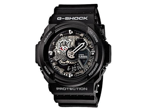 カシオ Gショック BIG CASE アナデジ メンズ 腕時計 GA-300-1AJF 国内正規