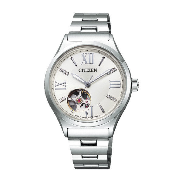 シチズン CITIZEN シチズンコレクション レディース 自動巻き 腕時計 PC1000-56A 国内正規
