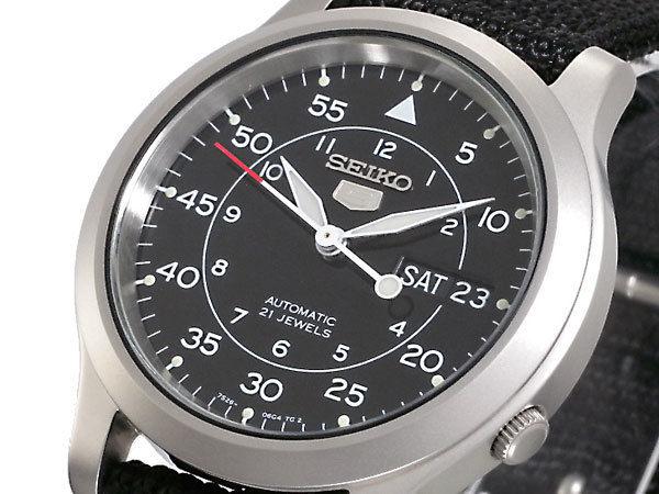 セイコー SEIKO セイコー5 SEIKO 5 自動巻き メンズ 腕時計 SNK809K2