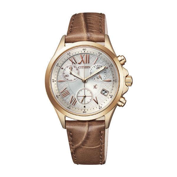 シチズン CITIZEN クロスシー クロノ レディース 腕時計 FB1402-05A 国内正規