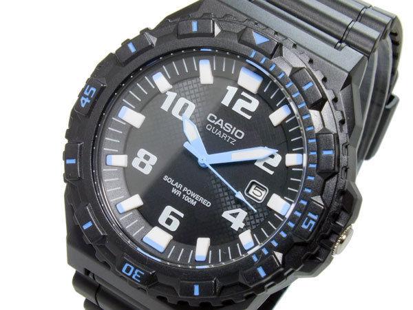 カシオ CASIO ソーラー スポーツ アナログ メンズ 腕時計 MRW-S300H-1B2