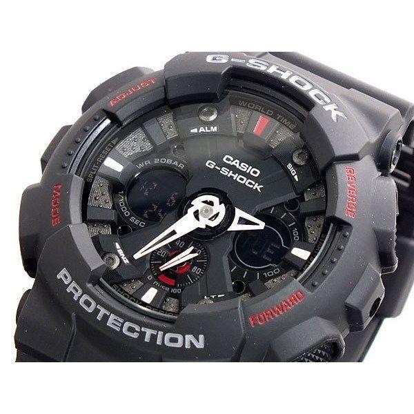 カシオ CASIO Gショック G-SHOCK デジアナ メンズ 腕時計 GA120-1A