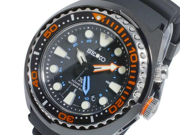 セイコー SEIKO プロスペックス PROSPEX クオーツ メンズ GMT 腕時計 SUN023P1