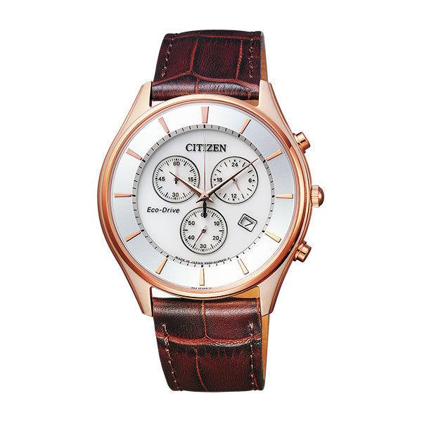 シチズン CITIZEN シチズンコレクション クロノ メンズ 腕時計 AT2362-02A 国内正規