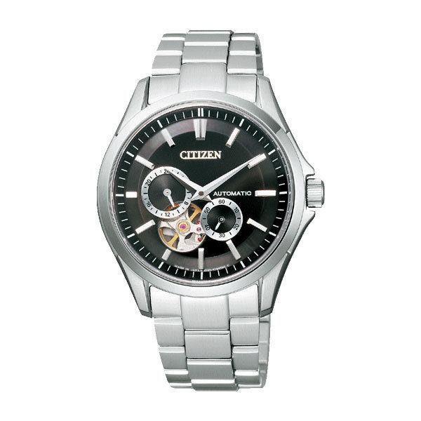 シチズン CITIZEN シチズンコレクション メンズ 自動巻き 腕時計 NP1010-51E 国内正規