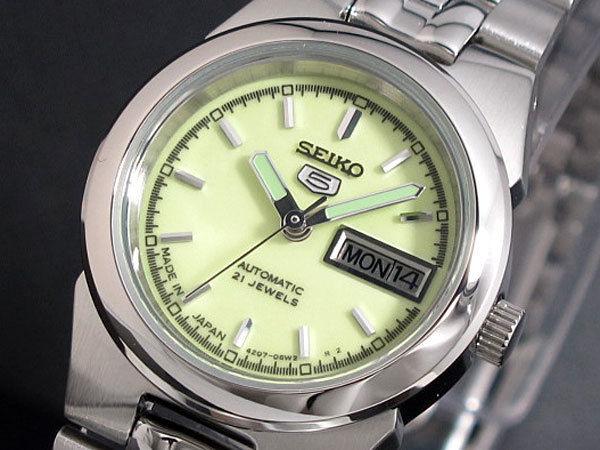 セイコー SEIKO セイコー5 SEIKO 5 自動巻き レディース 腕時計 SYMG57J1