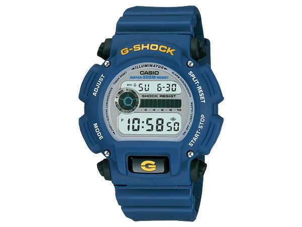 カシオ CASIO Gショック G-SHOCK ベーシック メンズ 腕時計 DW9052-2 ブルー