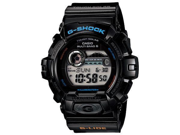 カシオ CASIO Gショック Gライド 電波タフソーラー デジタル メンズ 腕時計 GWX-8900-1JF